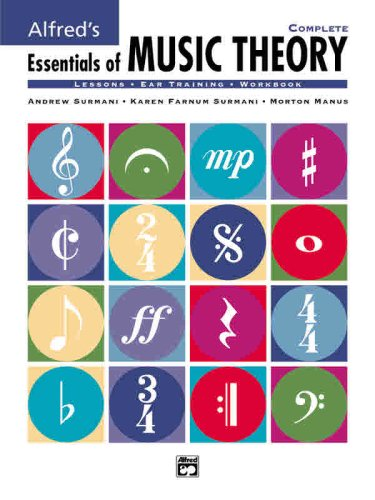 Alfred's Essentials of Music Theory Complete  1998 edition cover