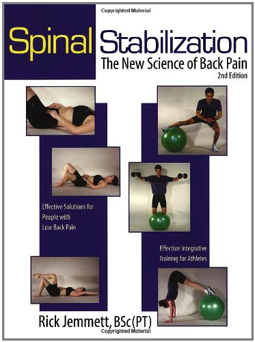 SPINAL STABILIZATION           N/A edition cover