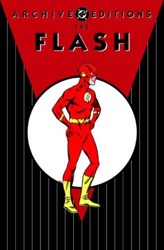 Flash  N/A 9781401221515 Front Cover