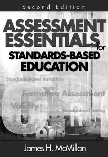 Assessment Essentials for Standards-Based Education  2nd 2008 edition cover