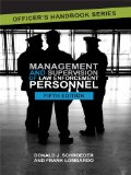 MANAGEMENT+SUPERVISION OF LAW ENFORCE.. N/A edition cover