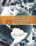 Essentials of International Economics:   2014 edition cover