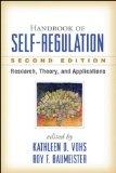 Handbook of Self-Regulation, Second Edition Research, Theory, and Applications 2nd 2011 (Revised) edition cover