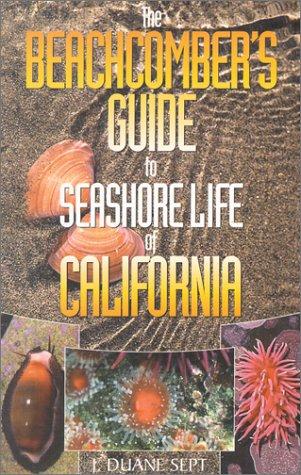 Beachcomber's Guide to Seashore Life of California   2002 (Unabridged) edition cover