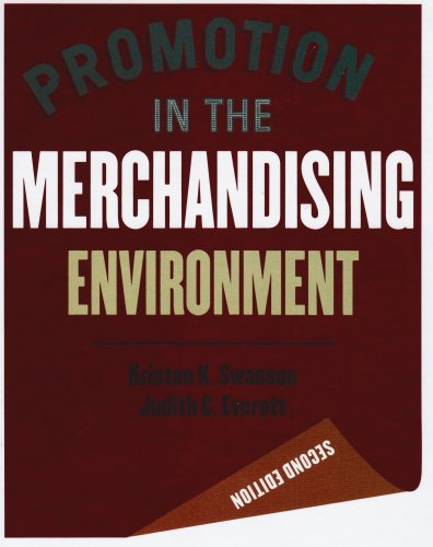 Promotion in the Merchandising Environment 2nd Edition  2nd 2008 (Revised) edition cover