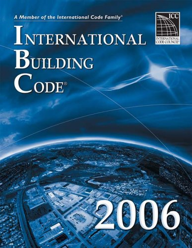 International Building Code 2006   2006 edition cover