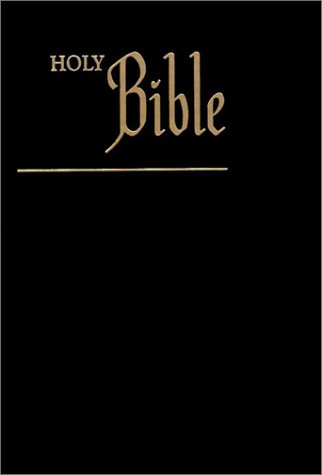 Holy Bible  N/A edition cover