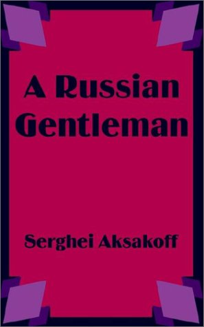 Russian Gentleman 1st 9781589639515 Front Cover