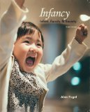 Infancy Infant, Family and Society  2014 9781597380515 Front Cover