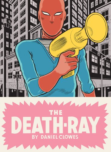 Death-Ray   2011 edition cover