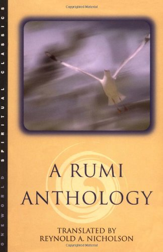 Rumi Anthology   2000 edition cover