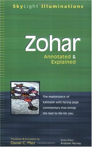 Zohar Annotated and Explained  2002 (Annotated) edition cover