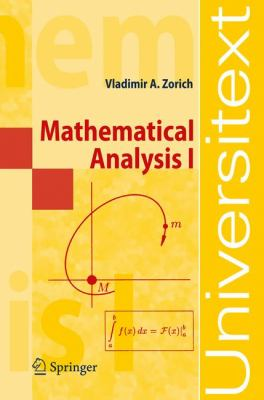 (Matematicheskij Analiz). Part I. 6th Edition, Moscow, Publisher MCCME 2012   2004 9783540874515 Front Cover