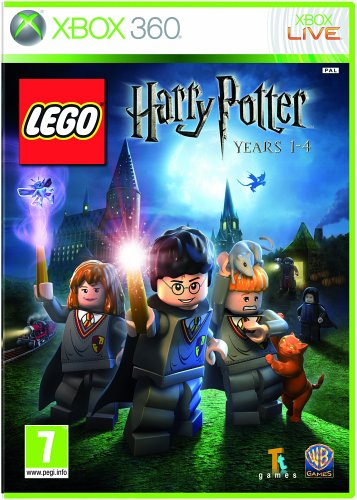 Warner Bros. Interactive Lego Harry Potter Years 1-4 (Xbox 360) Xbox 360 artwork