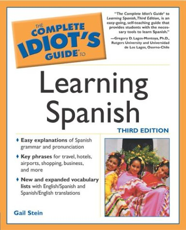 Learning Spanish  3rd 2003 9780028644516 Front Cover