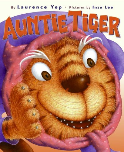 Auntie Tiger   2008 9780060295516 Front Cover