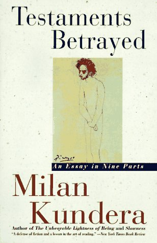 Testaments Betrayed   2001 edition cover