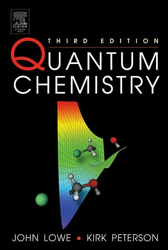 Quantum Chemistry  3rd 2005 (Revised) edition cover
