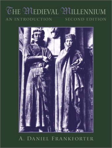 Medieval Millennium An Introduction 2nd 2003 (Revised) 9780130978516 Front Cover
