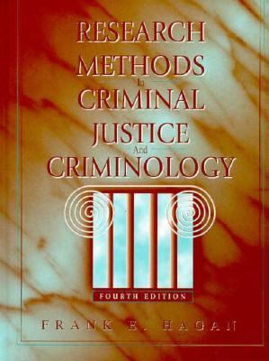 Research Methods for Criminal Justice  4th 1997 edition cover