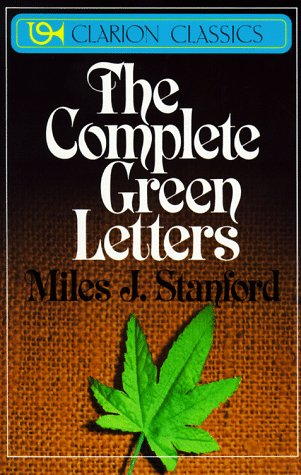 Complete Green Letters   1984 edition cover