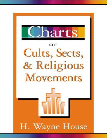 Charts of Cults, Sects, and Religious Movements   2000 9780310385516 Front Cover