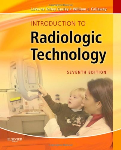 Introduction to Radiologic Technology  7th 2010 edition cover