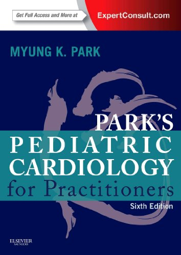 Park's Pediatric Cardiology for Practitioners  6th 2014 edition cover