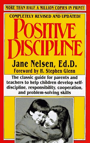 Positive Discipline  2nd 1996 (Revised) edition cover