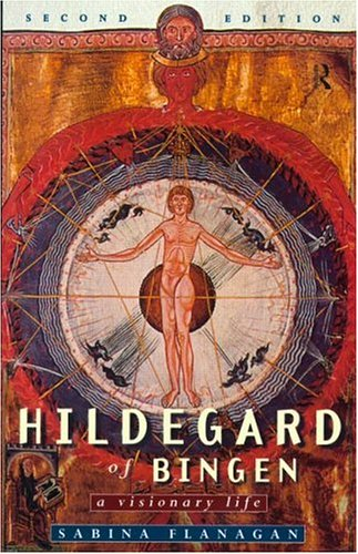 Hildegard of Bingen A Visionary Life 2nd 1998 (Revised) edition cover