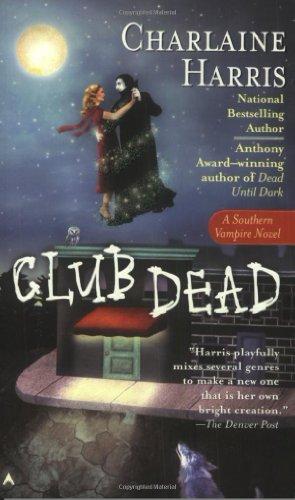 Club Dead   2003 edition cover