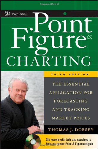 Point and Figure Charting The Essential Application for Forecasting and Tracking Market Prices 3rd 2007 (Revised) edition cover