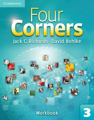 Four Corners Level 3 Workbook   2011 edition cover
