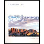 Essentials of Geology  3rd 2003 9780618221516 Front Cover