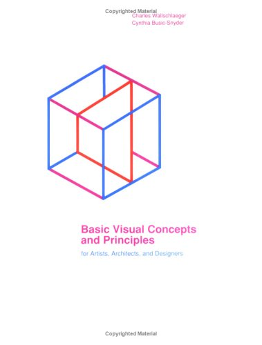 Basic Visual Concepts and Principles for Artists, Architects and Designers   1992 edition cover