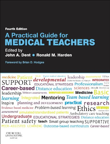 Practical Guide for Medical Teachers  4th 2013 edition cover