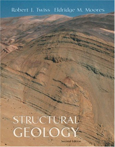 Structural Geology  2nd 2006 edition cover