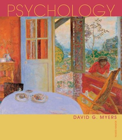 Psychology in Modules  7th 2004 edition cover