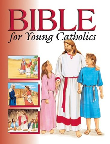 Bible for Young Catholics   1999 edition cover