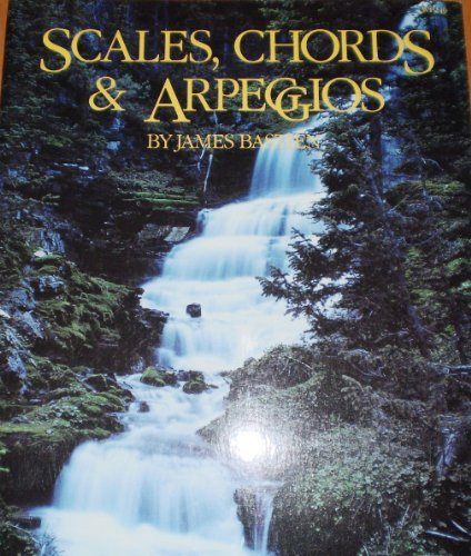 Scales, Chords & Arpeggios: 1st 1988 edition cover