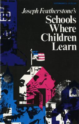 Schools Where Children Learn  N/A 9780871402516 Front Cover