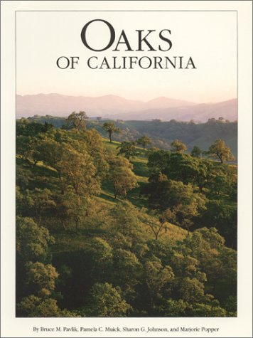 Oaks of California N/A 9780962850516 Front Cover