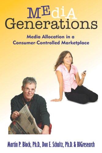 MEDIA GENERATIONS:MEDIA ALLOCA N/A edition cover