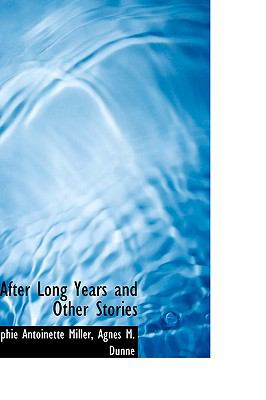 After Long Years and Other Stories  2009 edition cover