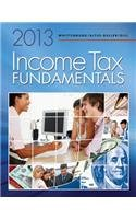Income Tax Fundamentals 2013  31st 2013 edition cover
