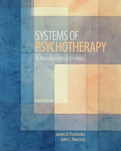 Systems of Psychotherapy: A Transtheoretical Analysis  2013 edition cover