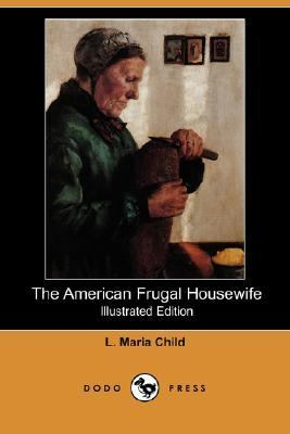 American Frugal Housewife  N/A 9781406513516 Front Cover