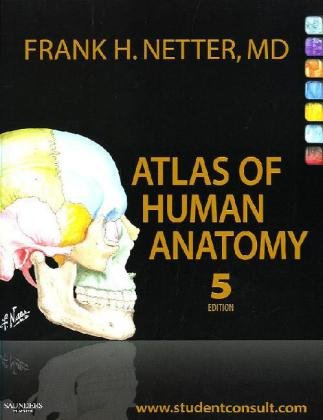 Atlas of Human Anatomy  5th 2010 edition cover