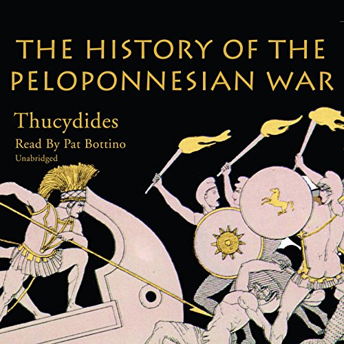 The History of the Peloponnesian War:  2012 edition cover
