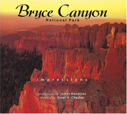 Bryce Canyon National Park Impressions   2003 edition cover